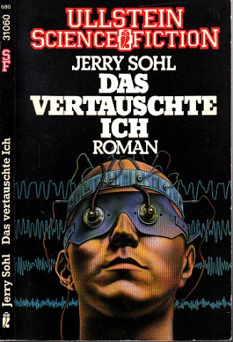 Das vertauschte Ich - Science Fiction Roman