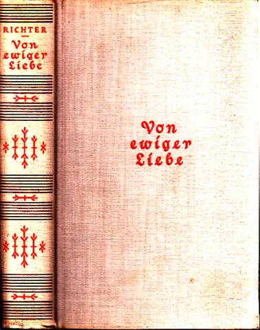 Von ewiger Liebe - Ein Schumann-Brahms-Roman