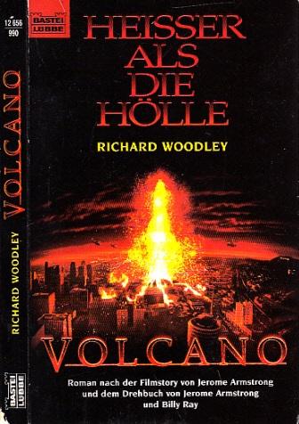 Volcano Roman nach der Filmstory von Jerome Armstrong und dem Drehbuch von Jerome Armstrong und Billy Ray