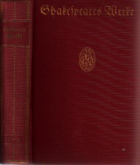 Shakespeares Werke in vierzehn Bänden - Teil 1-4