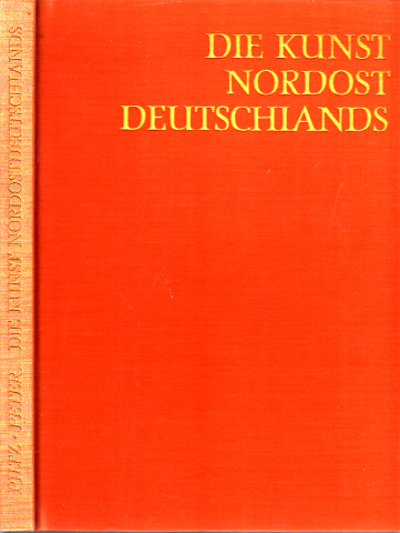 Die Kunst Nordost Deutschlands Fotos: Richard Peter