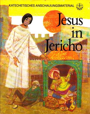 Jesus in Jericho