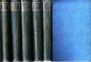 Goethes Werke in sechs Bänden - Bände 2, 3, 4, 5, 6 5 Bücher