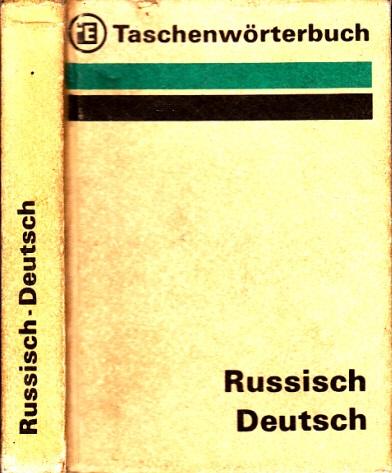 Taschenwörterbuch Russisch-Deutsch