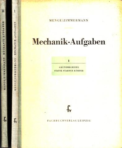 Mechanik-Aufgaben - Band 1 + 2