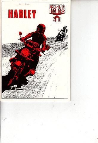 Harley - verfaßt und für die Schule