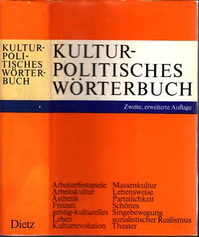 Kultur-Politisches Wörterbuch