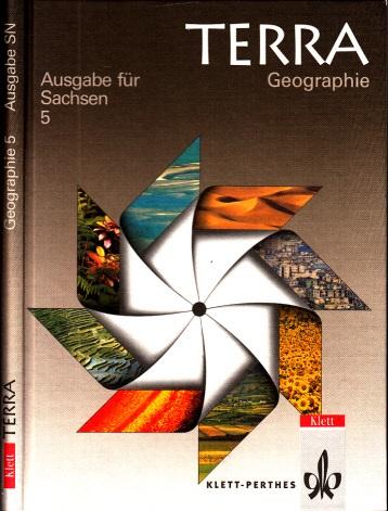 Terra Geographie 5 - Ausgabe für Sachsen