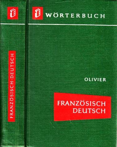 Französisch-deutsches Wörterbuch