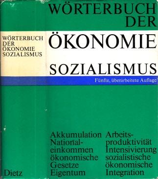 Wörterbuch der Ökonomie - Sozialismus