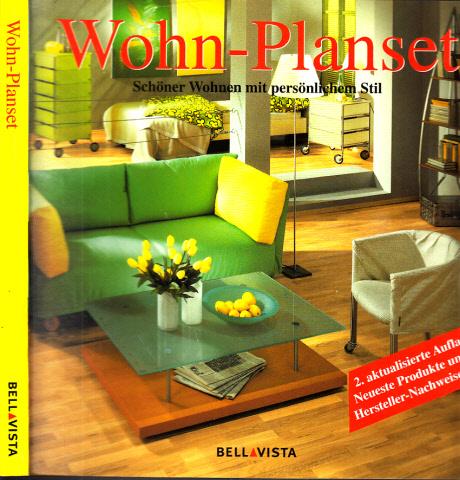 Wohn-Planset - Schöneres Wohnen mit persönlichem Stil