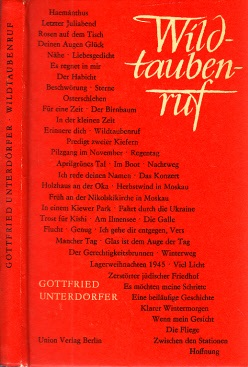 Wildtaubenruf - Erzählungen und Gedichte