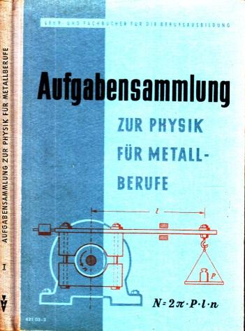 Aufgabensammlung zur Physik Teil 1