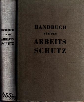Handbuch für den Arbeitsschutz