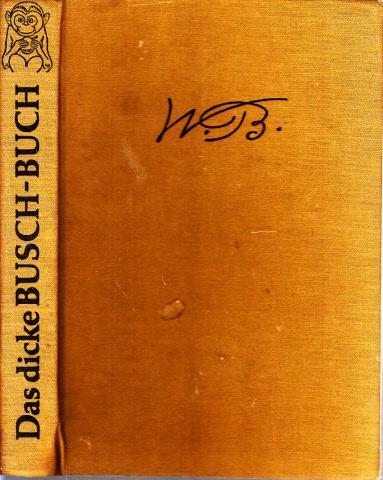 Das dicke Busch-Buch