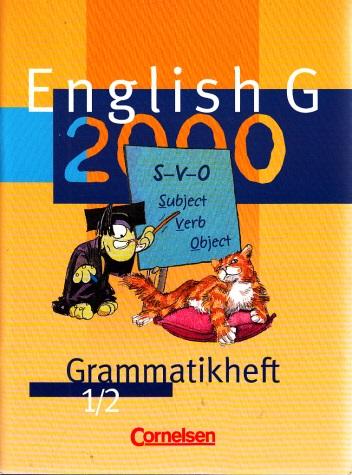 English G - Grammatikheft 1/2 für das 5. und 6. Schuljahr