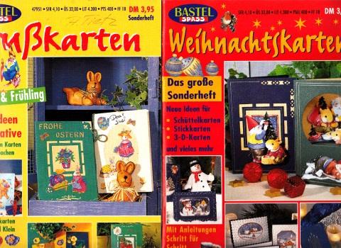 Bastel-Spass - 2 Sonderhefte - P 2 Hefte