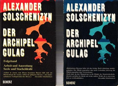 Der Archipel Gulag + Der Archipel Gulag Folgeband