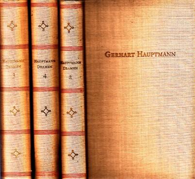 Ausgewählte Dramen Band 2, 3, 4 3 Bücher