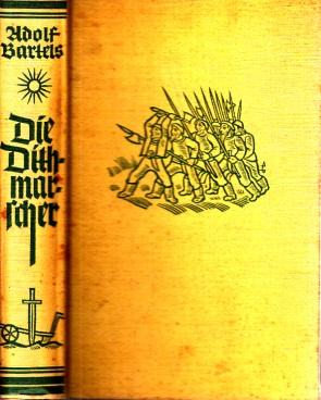 Die Dithmarscher - Historischer Roman in vier Büchern