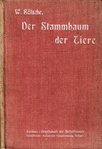 Der Stammbaum der Tiere Mit zahlreichen Illustrationen von Willy Planck