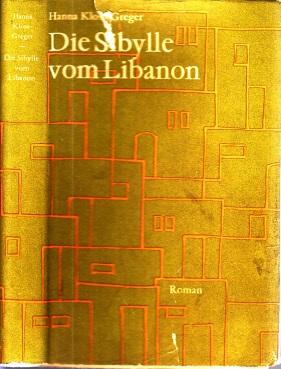 Die Sibylle vom Libanon - historischer Roman