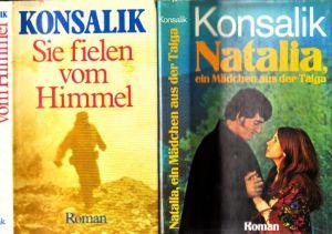 Sie fielen vom Himmel - Natalia, ein Mädchen aus der Taiga 2 Bücher
