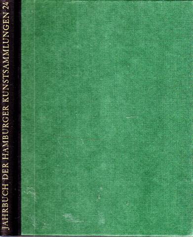 Jahrbuch der Hamburger Kunstsammlungen Band 24
