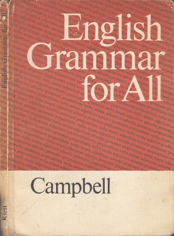 English Grammar for All