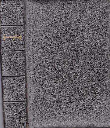 Hamburgisches Gesangbuch