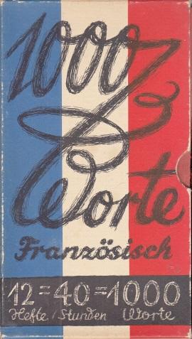 1000 Worte Französisch Zeichnungen von Erich Godal