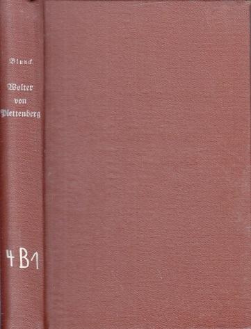 Wolter von Plettenberg - Deutschordensmeister in Livland