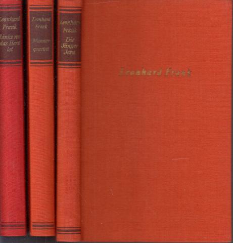 Die Jünger Jesu - Das Ochsenfurter Männerquartett - Links wo das Herz ist 3 Bücher