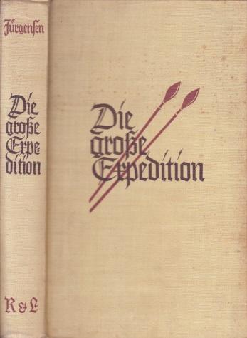 Die große Expedition - Ein Kongoroman