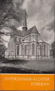Zisterziener-Kloster Doberan - Das christliche Denkmal Heft 12