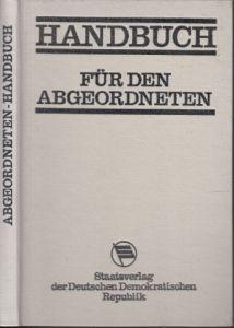 Handbuch für den Abgeordneten