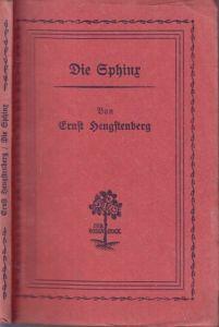 Die Sphinx Der Rosenstock, Bücherei zeitgenössischer Erzählkunst Band 5