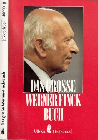 Das große Werner-Finck-Buch Ullstein Großdruck
