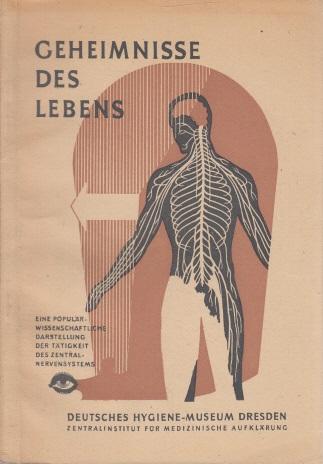 Geheimnisse des Lebens - Eine Einführung in die Tätigkeit des Zentralnervensystems Deutsche Hygiene-Museum Dresden