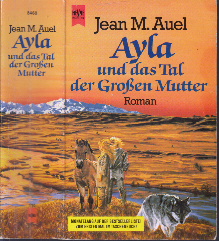 Ayla und das Tal der grossen Mutter