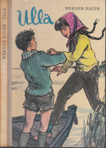 Ulla Illustrationen von Hans Mau