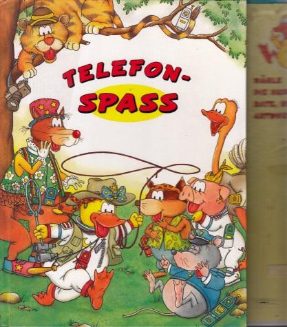 Telefon-Spass - OHNE TELEFON!!!