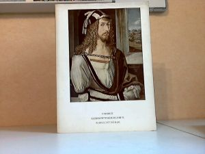 Farbige Gemäldewiedergaben Albrecht Dürer