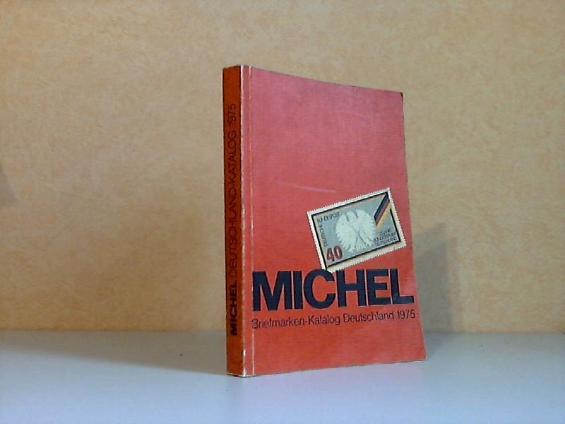 Michel - Deutschland-Katalog 1975