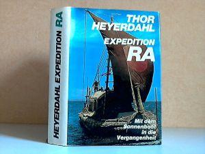 Expedition Ra - Mit dem Sonnenboot in die Vergangenheit