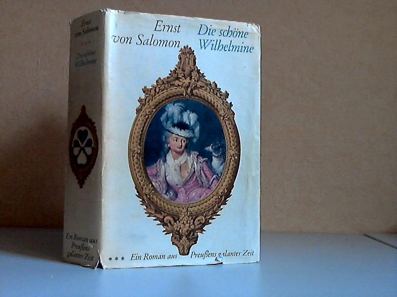Die schöne Wilhelmine Ein Roman aus Preussens galanter Zeit