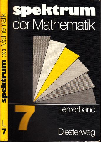 Spektrum der Mathematik 7. Schuljahr - Lehrerband