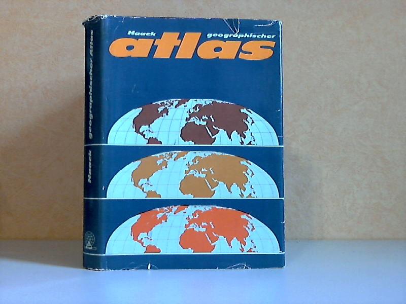 Haack geographischer Atlas