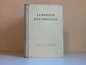 Lehrbuch der Biologie für das 6. Schuljahr