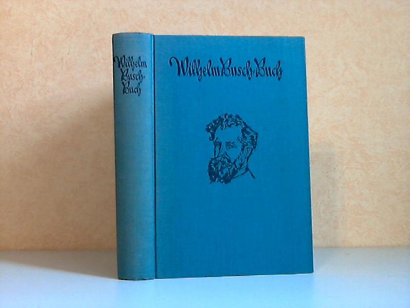 Wilhelm Buch-Buch - Sammlung lustiger Bildergeschichten mit etwa 460 Bildern und einer Biographie